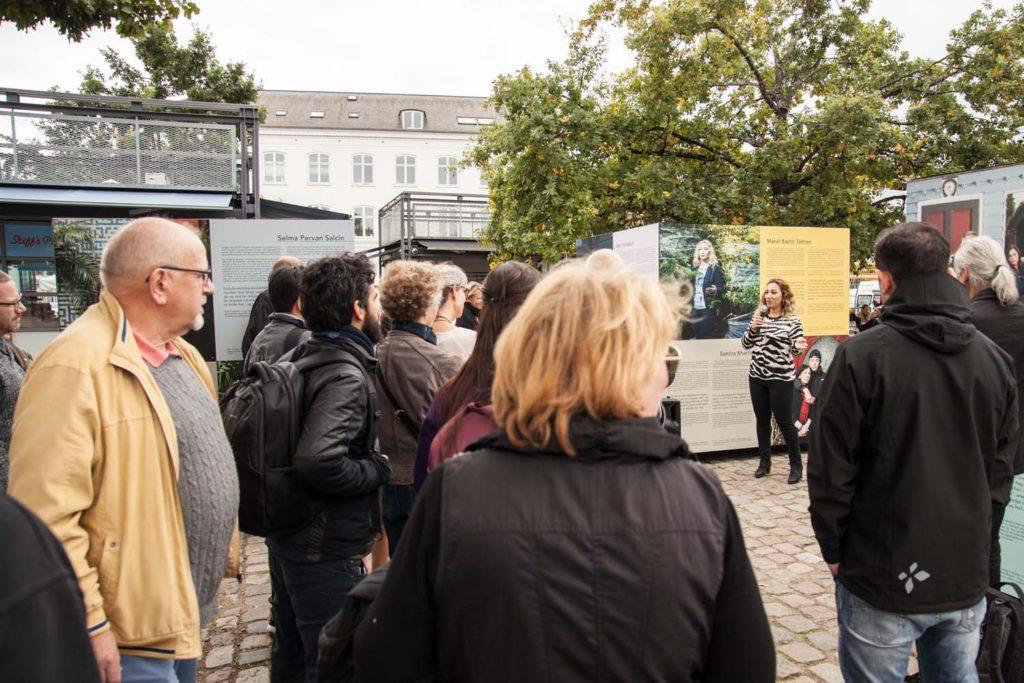 100% Fremmed? danmarksrejsen foto Maja Nydal Eriksen, Metropolis