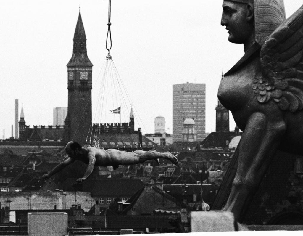 KIT Stelarc Suspension Fools 5 1985 København