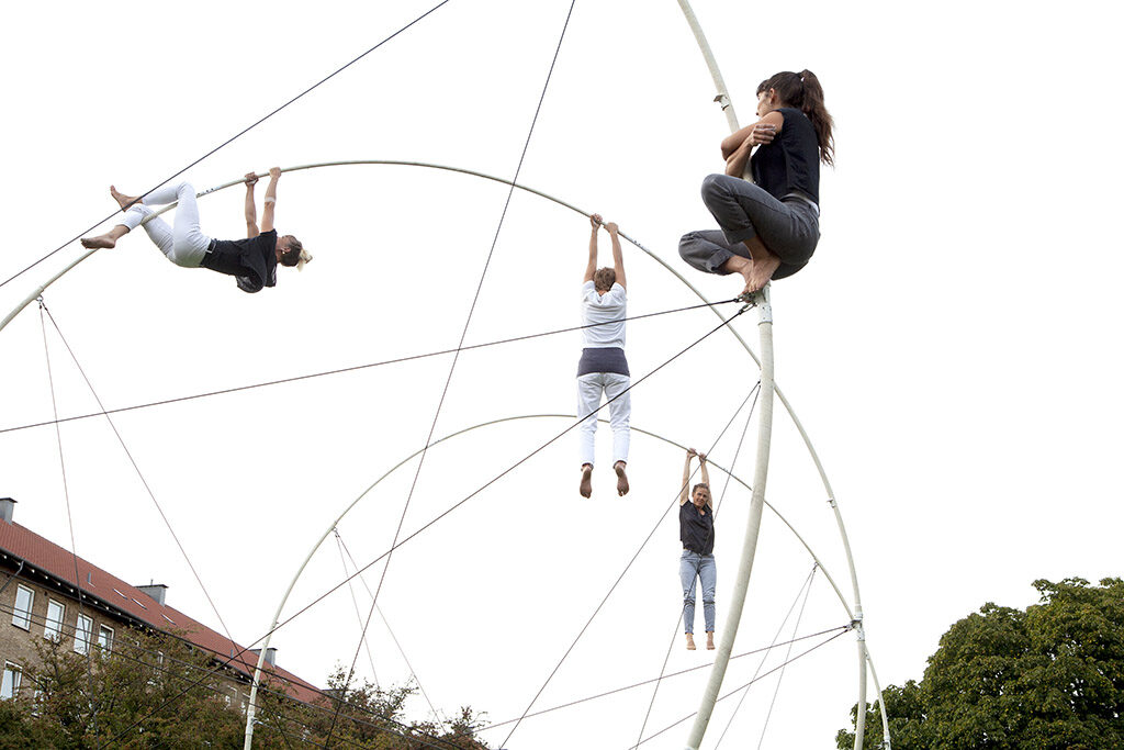 La Spire af Chloé Moglia på Grønningen NV, Metropolis 2019