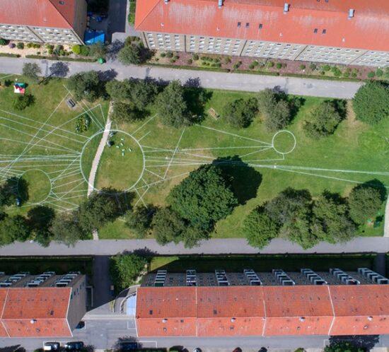 Bureau Detours, Grønningen, Metropolis, København, Områdefornyelse Nordvest