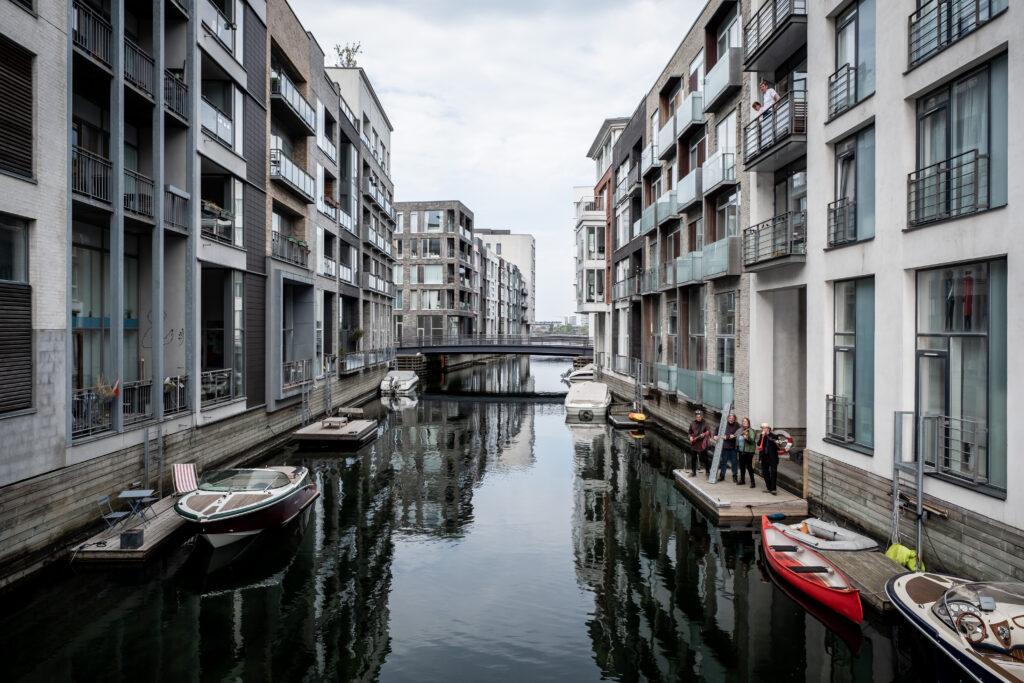stemmer, strøm og støj på slusen - skræp - københavn - metropolis