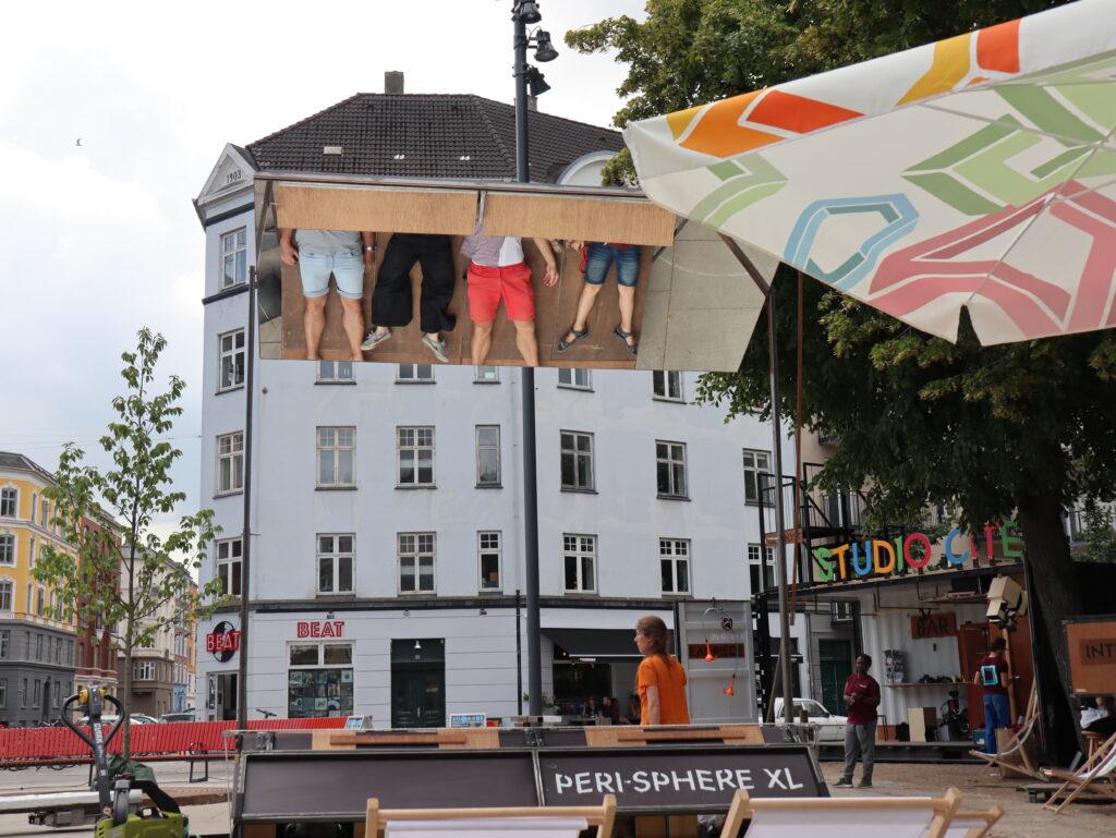 studio cité af benjamin vandewalle, metropolis, københavn 2019