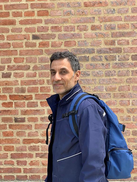 Kenneth A Balfelt - Walking Copenhagen - Metropolis