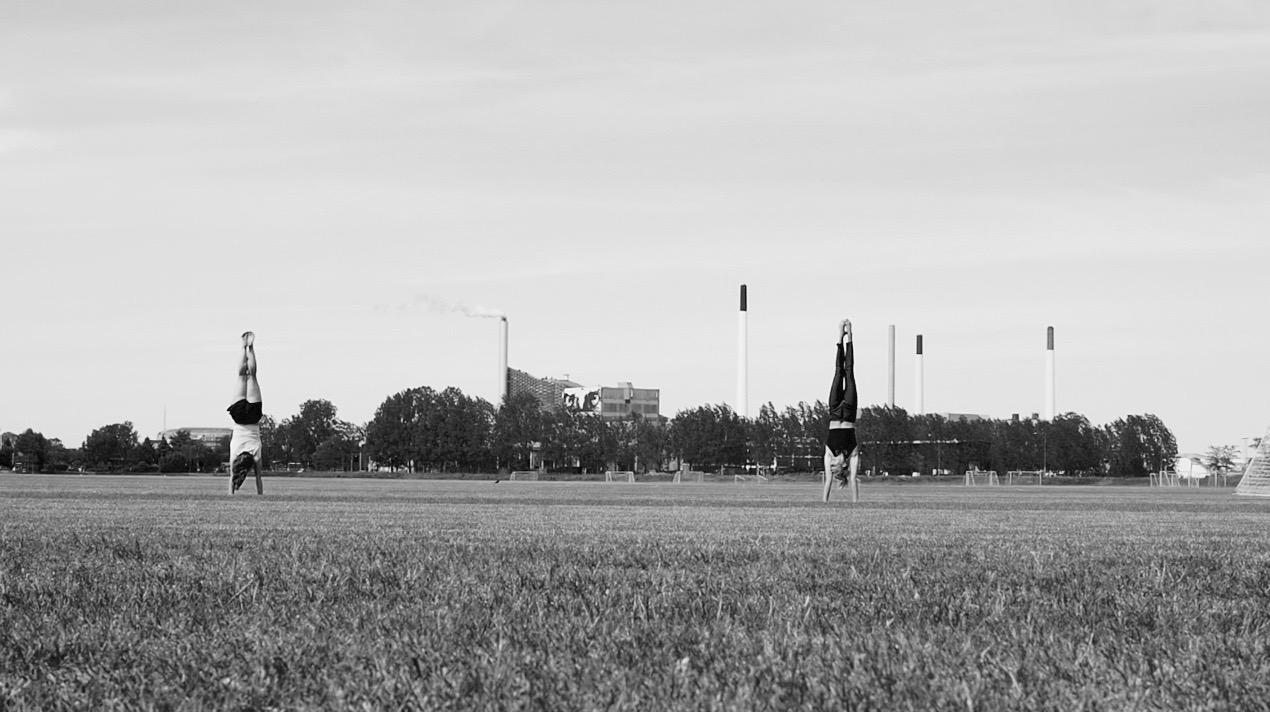 Sunniva Byvard Metropolis Walking Copenhagen
