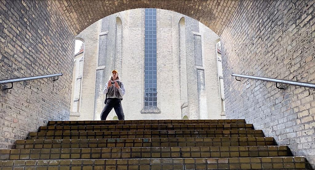 Snorre Hansen Metropolis Walking Copenhagen