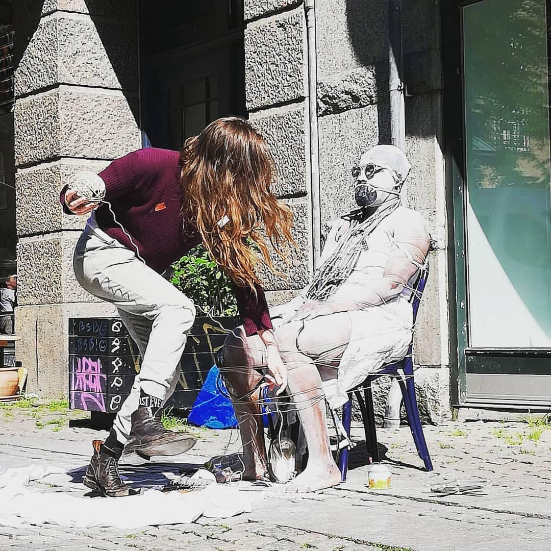 Julia Machindano Metropolis Walking Copenhagen
