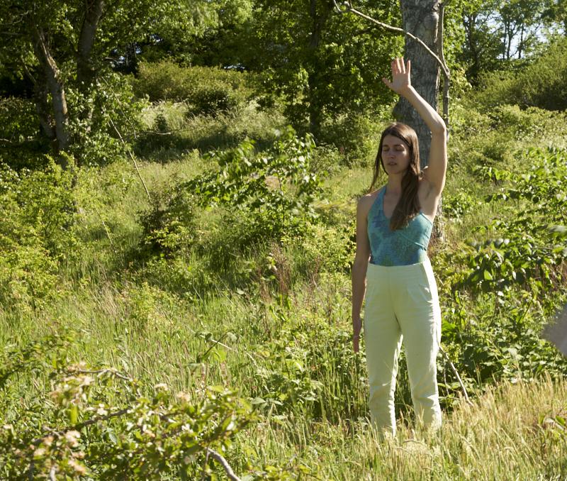 Walking Landscapes Bornholm Manon Siv